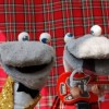 Laugh your socks off with The Scottish Falsetto Sock Puppet Theatre