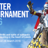 ROYAL ARMOURIES 20TH EASTER TOURNAMENT