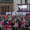DON'T MISS WORLD CUP GAMES ON THE SQUARE
