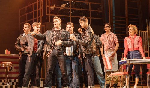 GREASE GETS A LONG AWAITED REVIVAL