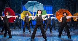 SINGIN' IN THE RAIN STOPS OFF AT BRADFORD