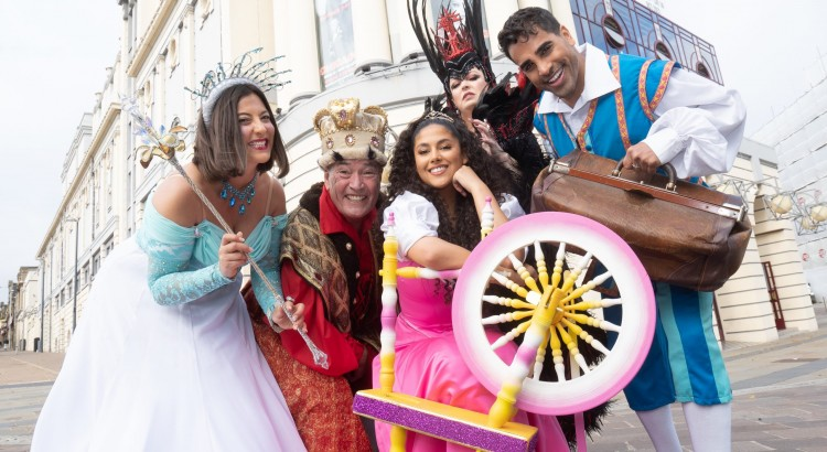 WAKEY WAKEY! ITS THE PANTOMIME OF YOUR DREAMS