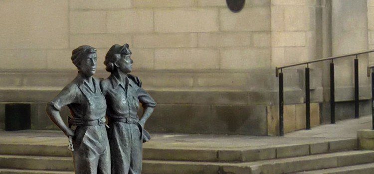 Music in the Round to help raise final funds for Martin Jennings 'Women of Steel' sculpture for Sheffield