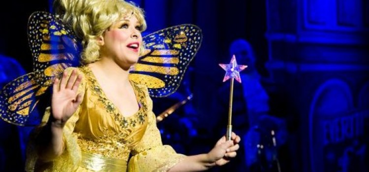 Cinderella: The Rock 'N Roll Panto