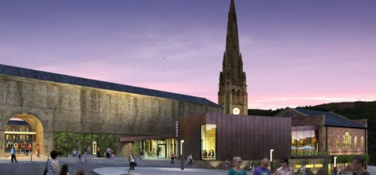 Square Chapel Centre for the Arts to receive £3.9 million lottery funding from Arts Council England