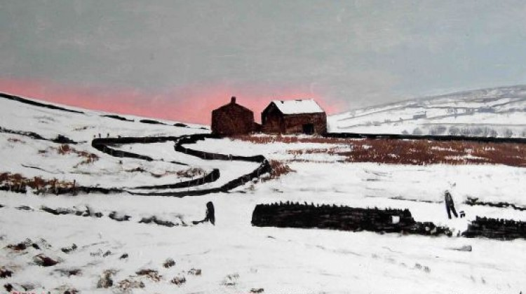 Peter Brook Exhibition at Smart Gallery