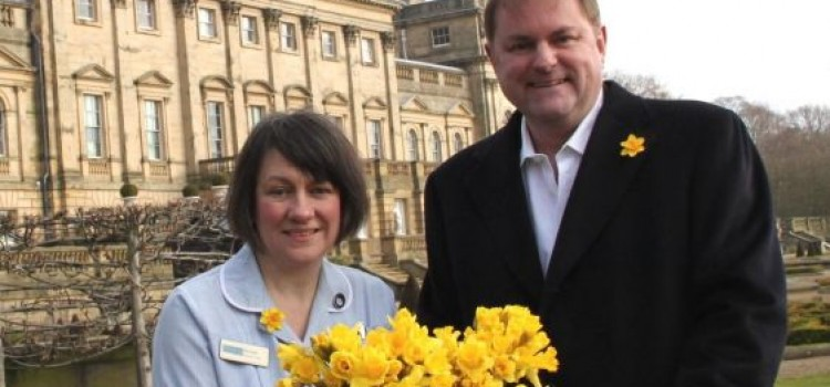 Gary Verity becomes Yorkshire Patron for Marie Curie Cancer Care
