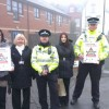 Residents in Morley South say 'NO' to Cold Callers