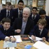 TOP LOCAL AUTHOR INSPIRES PUPILS TO PICK UP THEIR PENS