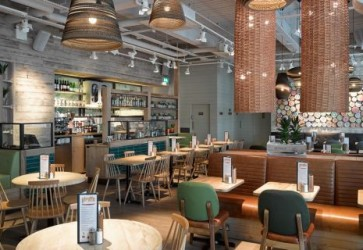 Restaurant Review – Giraffe
