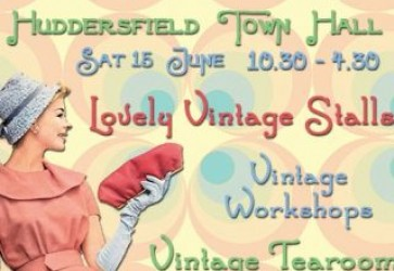 Huddersfield Does Vintage