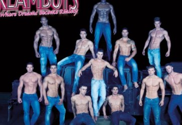 THE PERFECT GIRLS NIGHT OUT THE DREAMBOYS