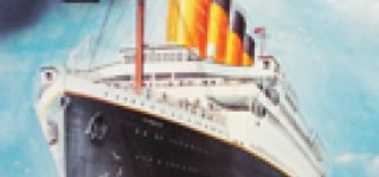 Relive the spirit of the Titanic at Bagshaw Museum – February 8