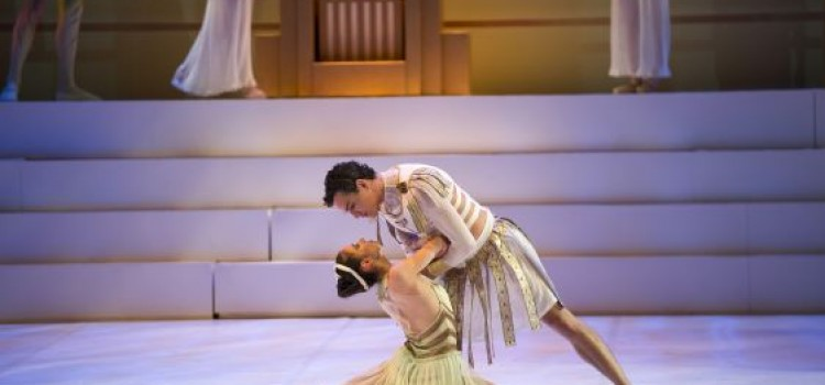 CLEOPATRA IS A JEWEL IN NORTHERN BALLET'S CROWN