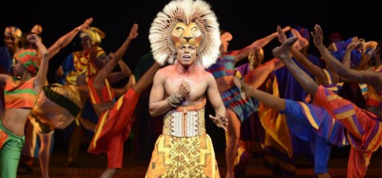 THE LION KING IS A ROARING SUCCESS