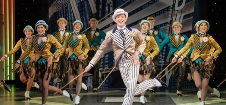 TOP HAT AT LEEDS GRAND THEATRE FOR CHRISTMAS