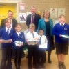Minister visits Adel Primary with Local MP