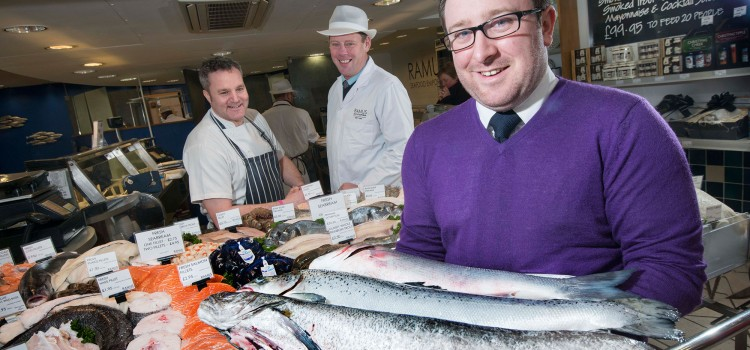 NEW PARTNERSHIP ADDS AWARD WINNING SEAFOOD TO PUB GROUP'S FISH DISHES