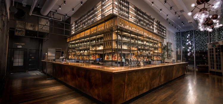 THE ALCHEMIST BRINGS ITS BRAND OF COCKTAIL MAGIC TO GREEK STREET