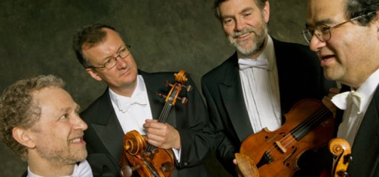 THE ENDELLION STRING QUARTET CLOSES IT'S BEETHOVEN CYCLE