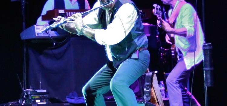 JETHRO TULL ROCK OPERA TOUR HITS YORK BARBICAN