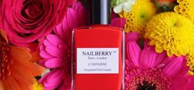 NAILBERRY LAUNCES AT HARVEY NICHOLS