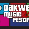 OAKWELL MUSIC FESTIVAL 12th JULY