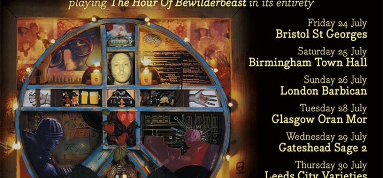 BADLY DRAWN BOY – THE HOUR OF THE WILDERBEAST 15TH ANNIVERSARY TOUR JULY 2015