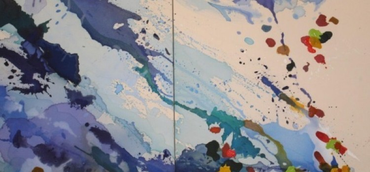 THE FRAGILE EDGE BY CHRISTINE HERBERT- ART EXHIBITION