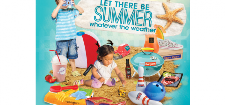 SUMMER OF FUN AT THE MERRION CENTRE