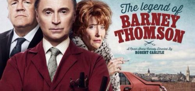 THE LEGEND OF BARNEY THOMSON RELEASED IN CINEMAS 24 JULY