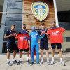 LEEDS UNITED FC STEPS UP IN SUPPORT OF YORKSHIRE-BE A HERO CAMPAIGN