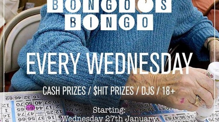 BONGO'S BINGO RETURNS TO LEEDS