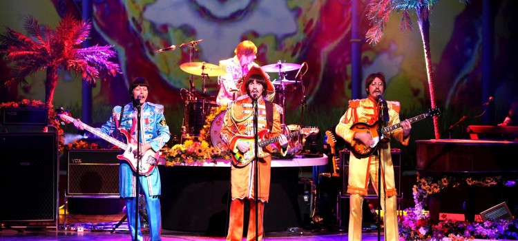 THE BEATLES AT THE GRAND
