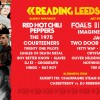 SECOND WAVE OF ACTS ANNOUNCED FOR READING AND LEEDS FESTIVAL