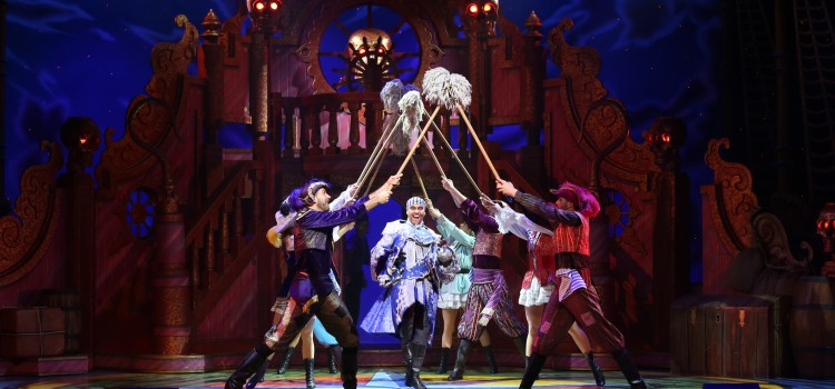 A SWASHBUCKLING PANTOMIME ADVENTURE