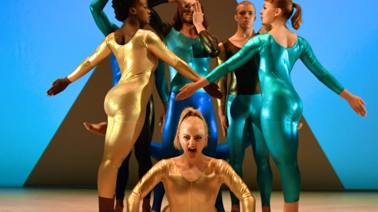 COMPELLING NEW DANCE