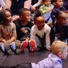 LITTLE SINGERS AT OPERA NORTH