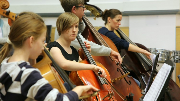 MUSICIANS OF THE FUTURE
