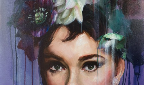 LEEDS ARTIST SHOWS HOW TO BE BEAUTIFUL