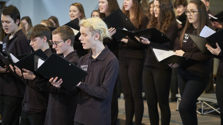 LEEDS YOUNG SINGERS HEAD TO SCANDINAVIA