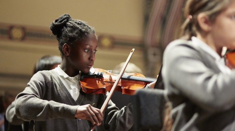 JUNIOR STRINGS PROGRAMME