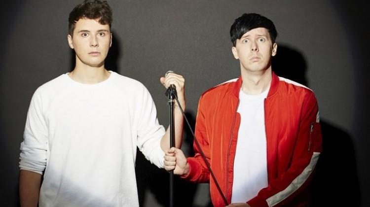 DAN AND PHIL RETURN TO LEEDS