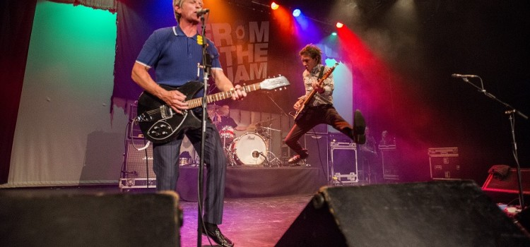 'FROM THE JAM' TO PLAY IN LEEDS