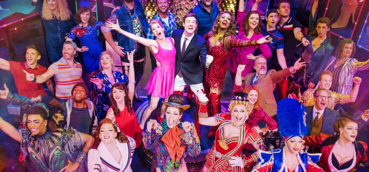 FABULOUS STAGE SHOWS ARE COMING OUR WAY