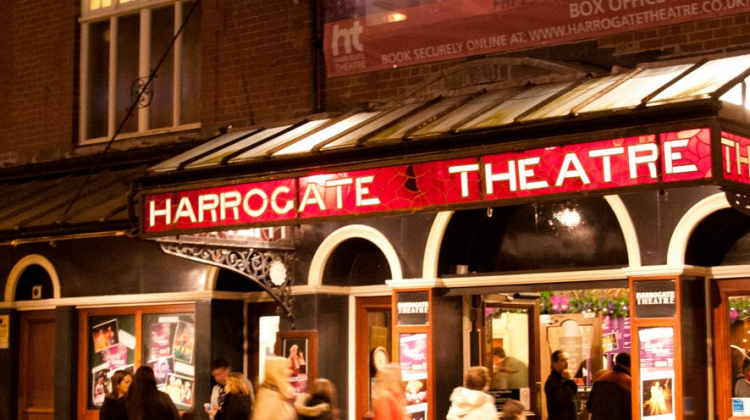 HARROGATE THEATRE BRINGS TRADITIONAL REP BACK