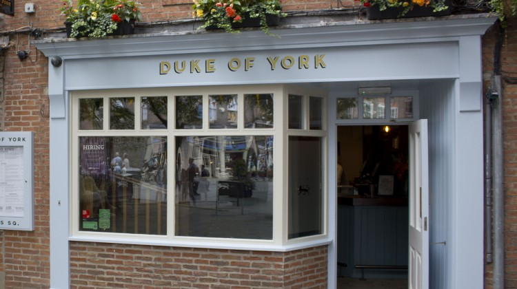 ITS YORK'S VERY BEST