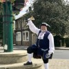 ALL HAIL FIRST OPEN TOWN CRIER COMPETITION