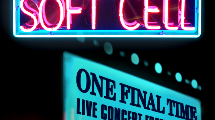 THE FINALE FAREWELL CONCERT OF SOFT CELL