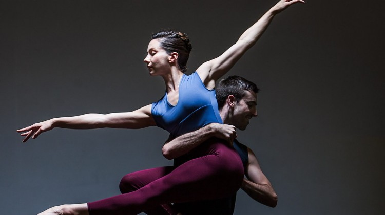 CONTEMPORARY BALLET IS BACK IN LEEDS